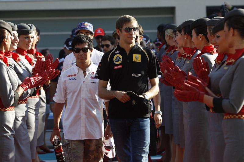 Petrov foi o 10º colocado nesse mundial