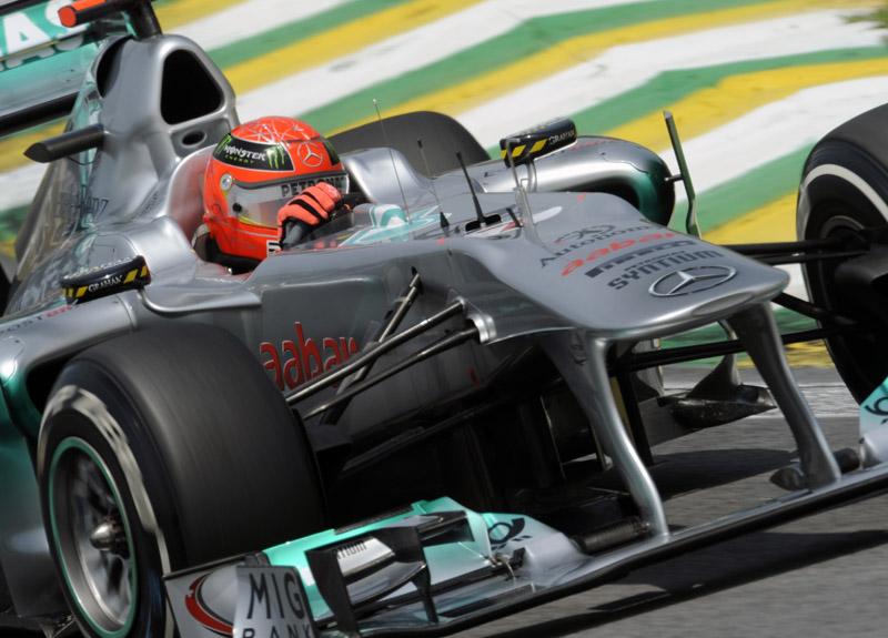 A Mercedes vai para seu terceiro ano após a volta à F-1 como equipe