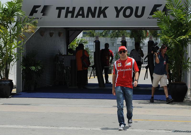 Massa teve um final de semana recheado de problemas na Austrália