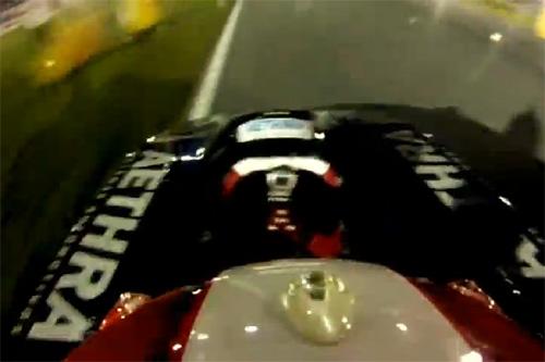 Frame do vídeo (Reprodução)