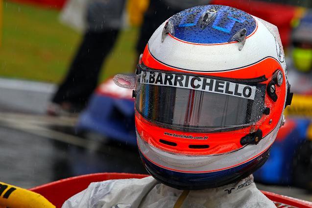 Barrichello larga na pole nas 500 Milhas de kart