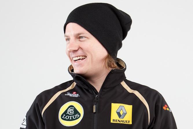 Raikkonen fechou seu retorno à F-1 com a Renault