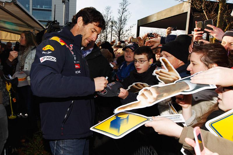 Webber elogiou o Circuito das Américas