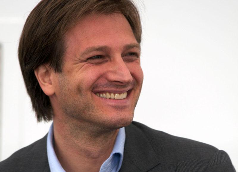 O CEO da Lotus, Dany Bahar