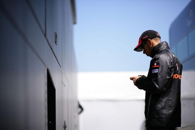 Hamilton terminou a temporada em 5º neste ano