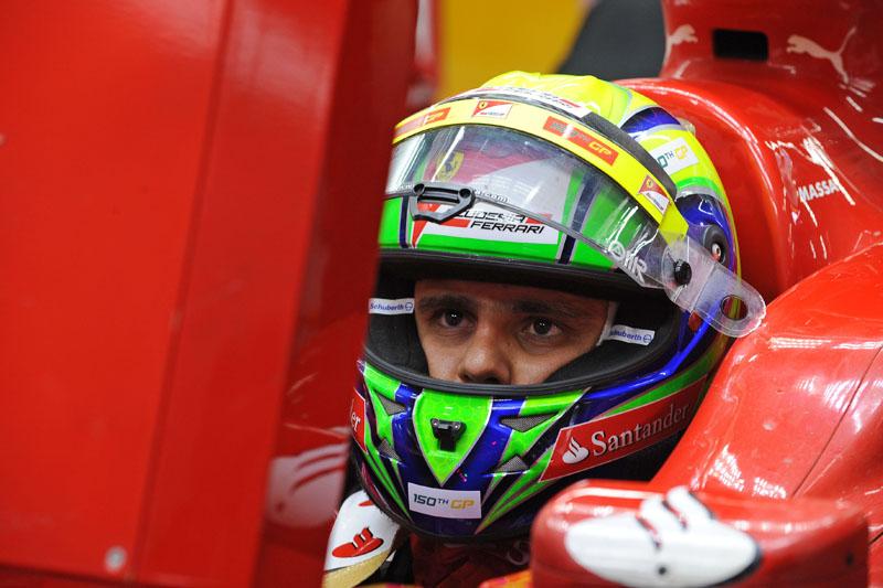 Massa foi sexto colocado em 2011