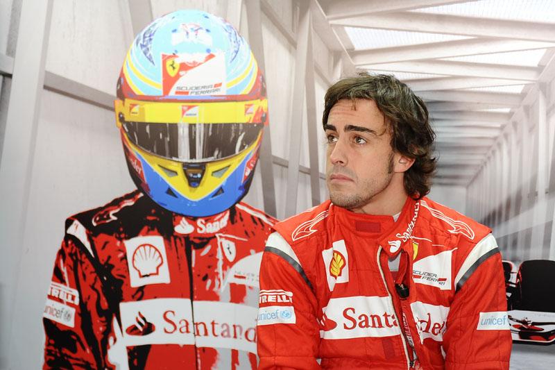 O espanhol Fernando Alonso