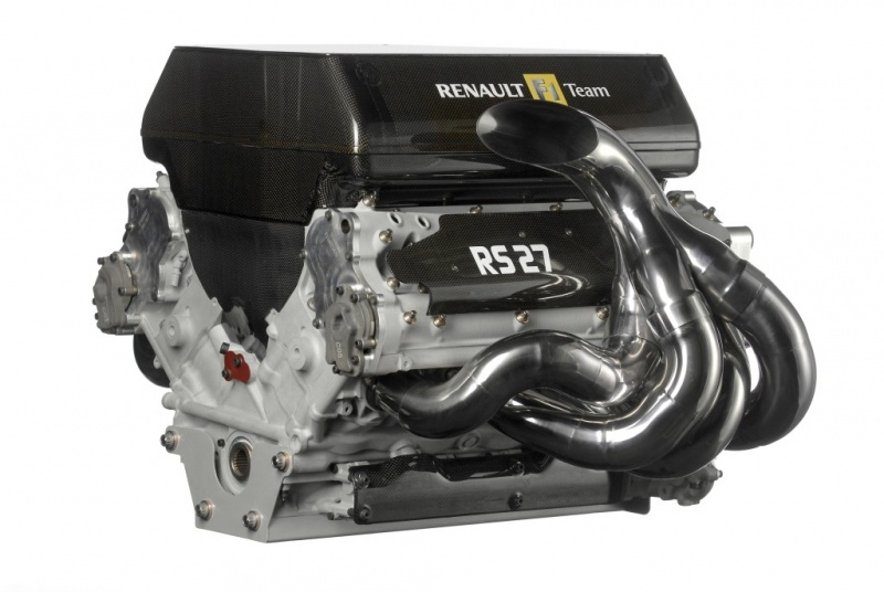 A Renault fornecerá motores para quatro equipes em 2012