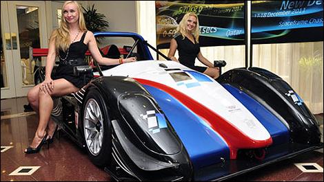 Carro da i1 Speedcar Series