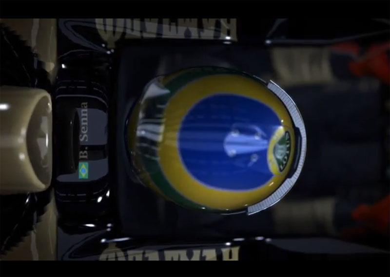 Vídeo conta com efeitos 3D