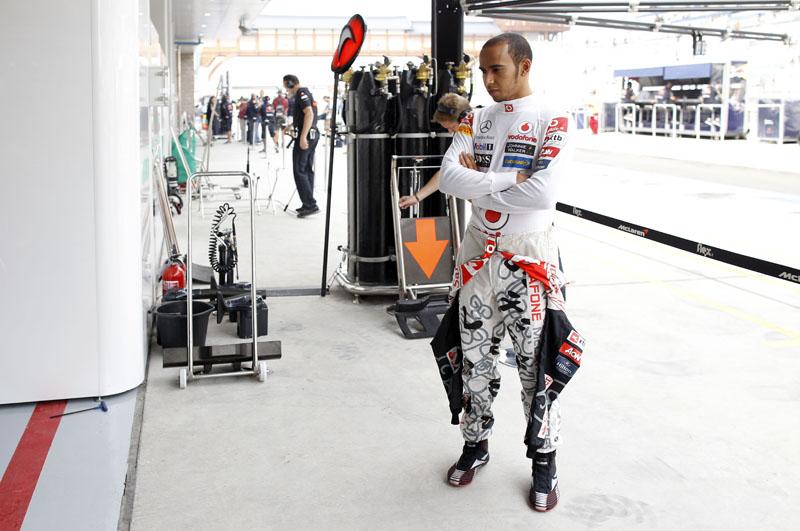 O inglês Lewis Hamilton