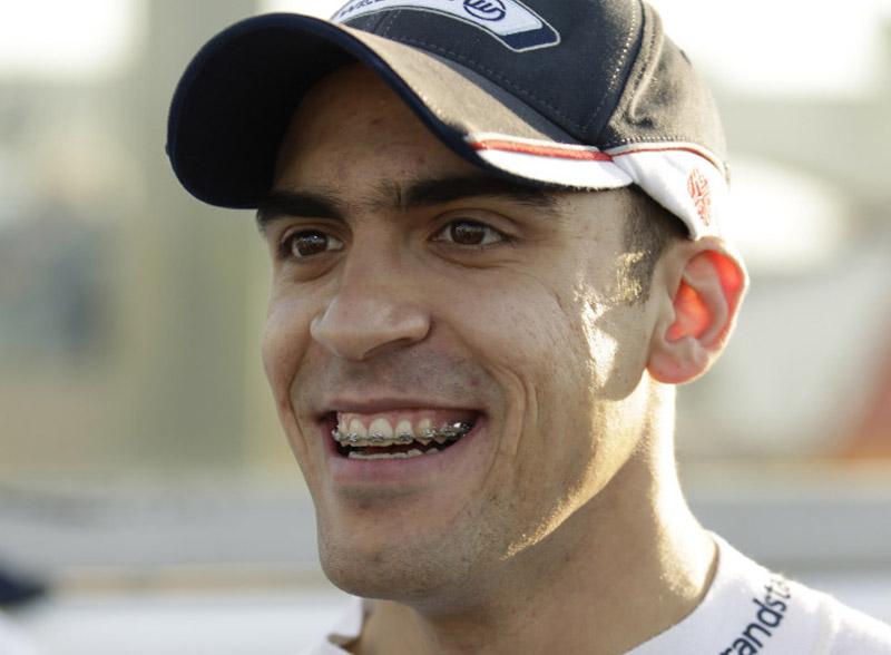 Maldonado estreou em 2011 na F-1