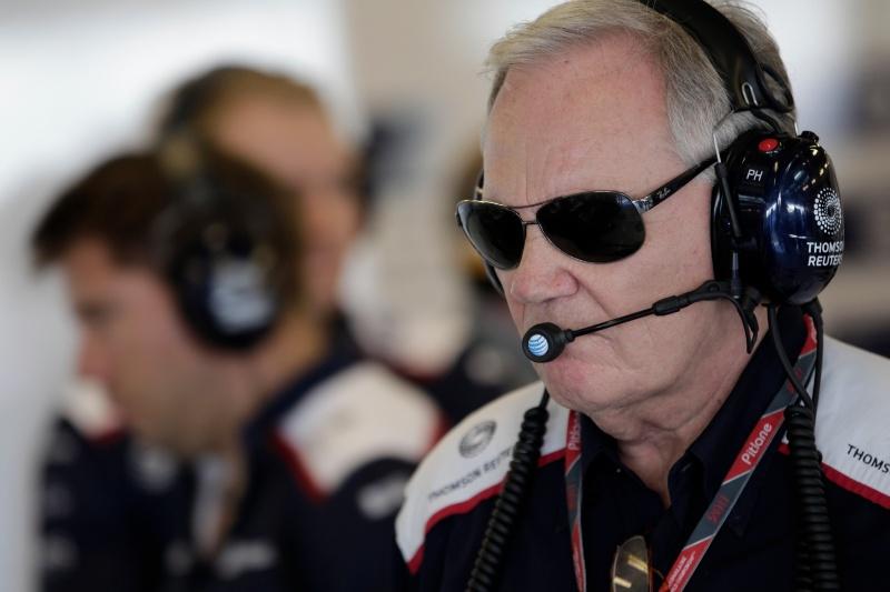 Patrick Head fundou a equipe junto de Frank Williams em 1977