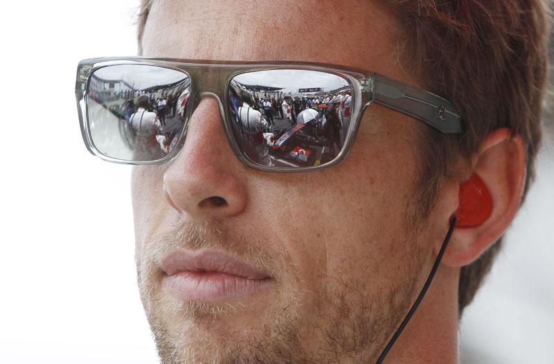 Button foi o vice-campeão em 2011