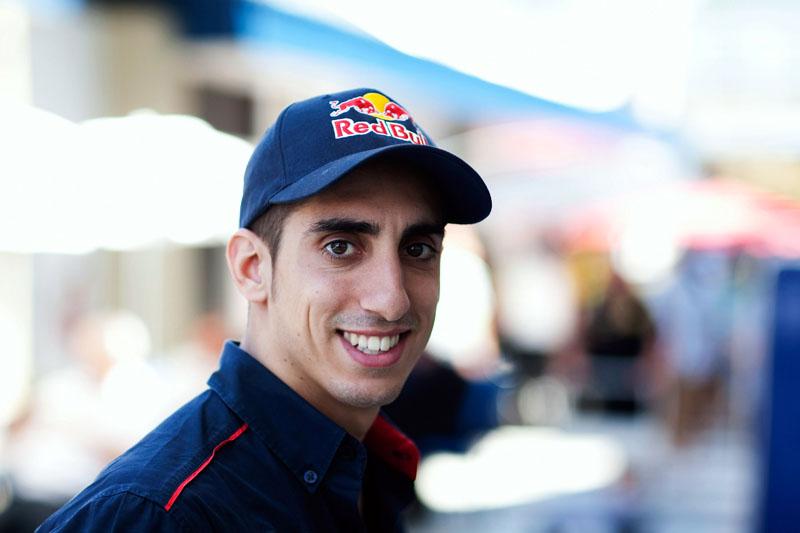 Buemi correu pela Toro Rosso por três anos