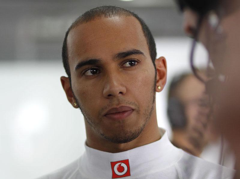 Hamilton foi o quinto colocado no campeonato de 2011