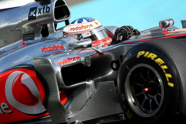 Gary Paffett e o McLaren