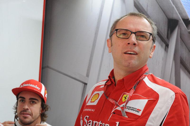 Alonso e Domenicali