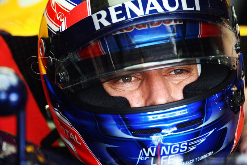 Webber ficou a 134 pontos de Vettel em 2011