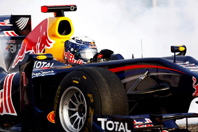 A Red Bull é a atual bicampeã de construtores