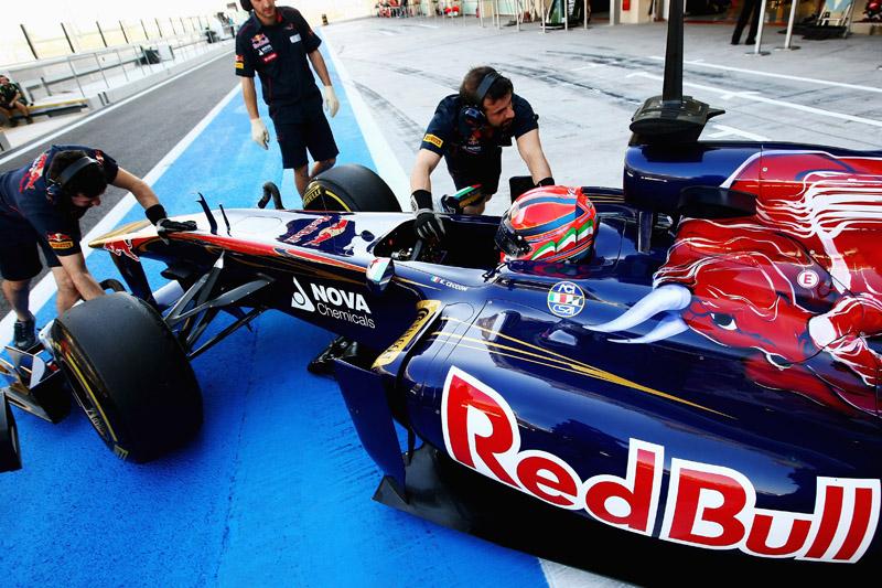 A Toro Rosso conquistou seu melhor resultado ano passado, com o oitavo lugar