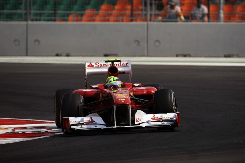 Felipe Massa foi sexto colocado ano passado
