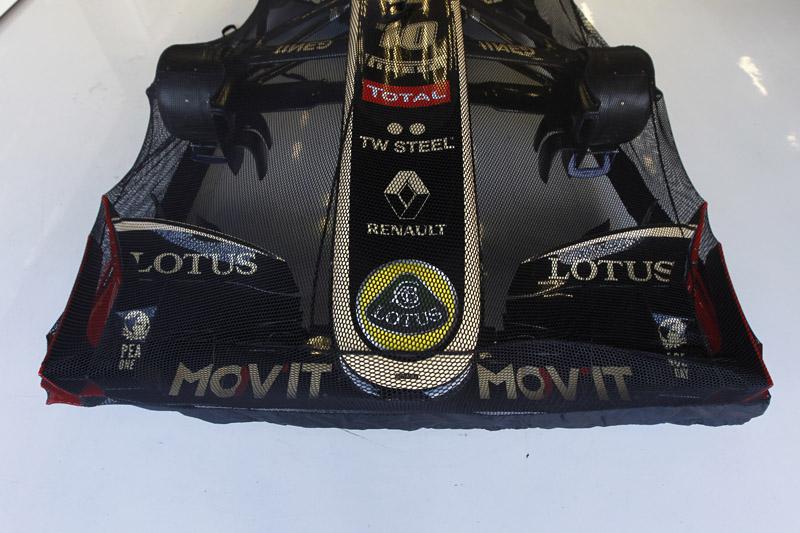 A Lotus teria o sistema de controle de altura mais avançado