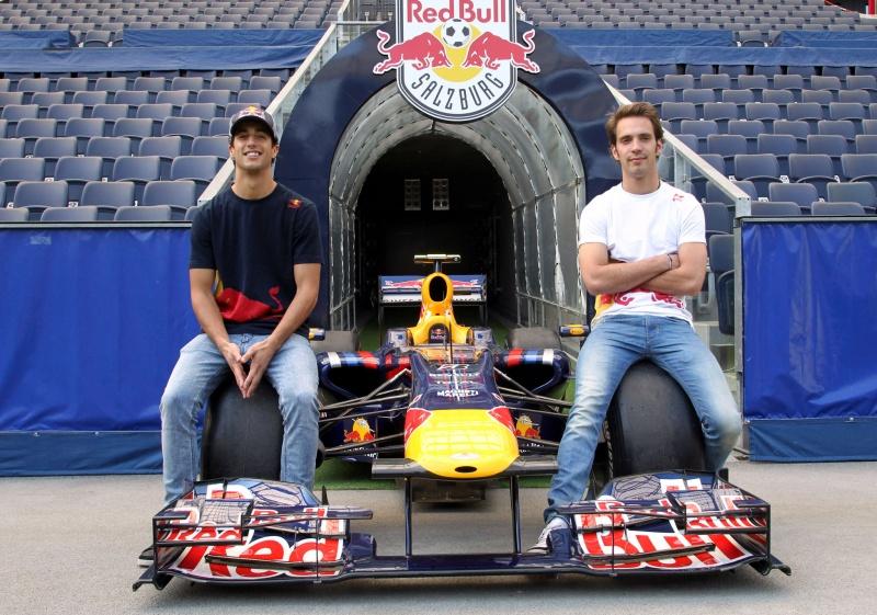 Daniel Ricciardo e Jean-Eric Vergne farão em 2012 suas primeiras temporadas completas na F-1