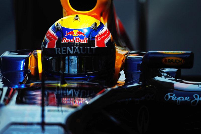 Webber foi terceiro colocado no campeonato de 2011