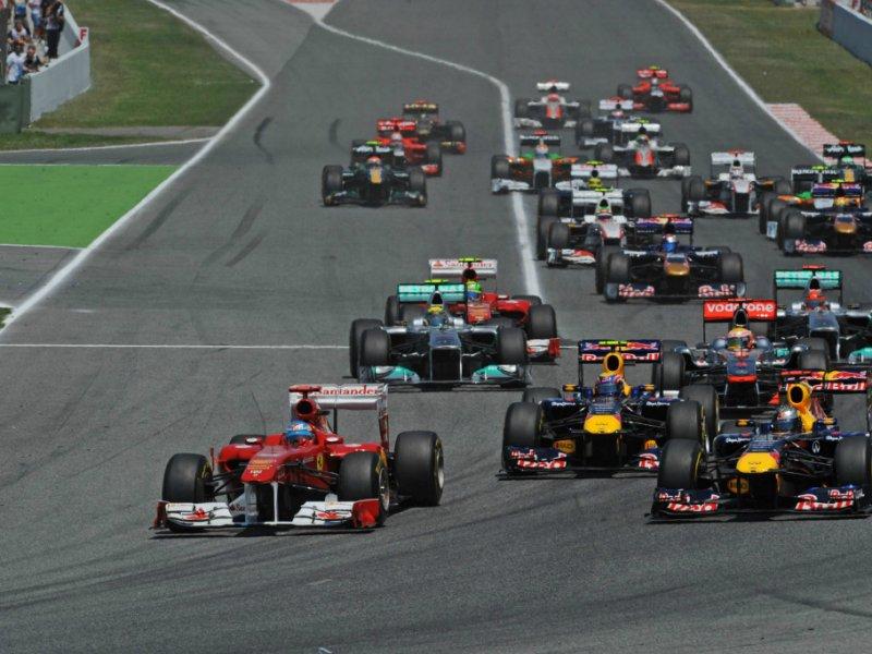 GP da Espanha tem contrato até 2016