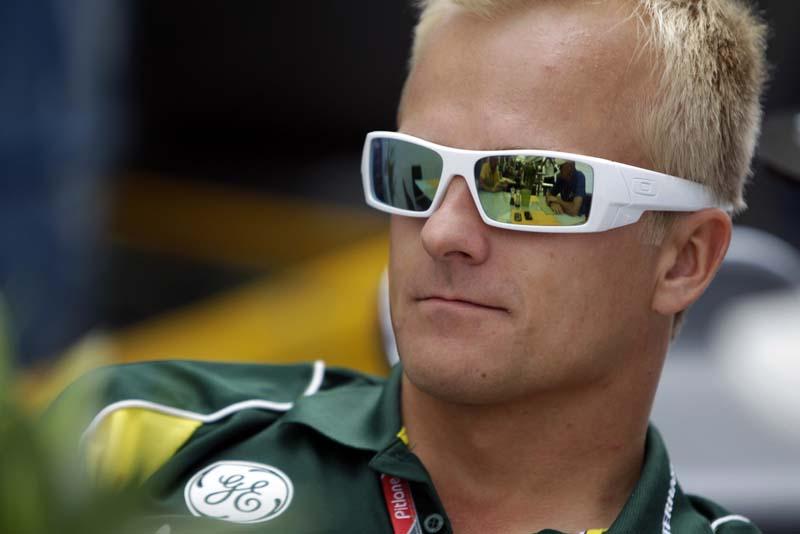 Kovalainen inicia sua terceira temporada na Caterham, ex-Lotus