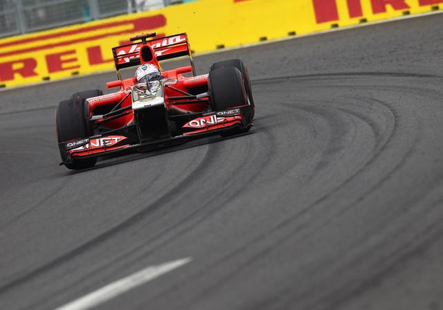 Glock fará a terceira temporada pela Marussia