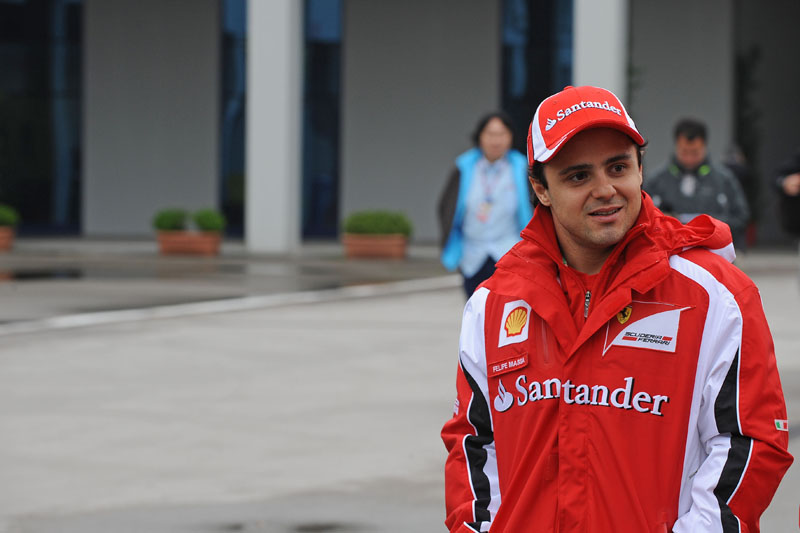 O contrato de Massa na Ferrari termina neste ano