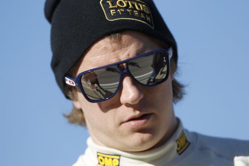 Kimi Raikkonen volta à Fórmula 1 após duas temporadas de ausência