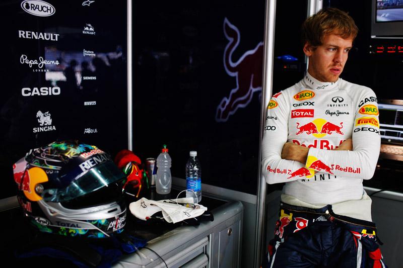 Vettel está confiante em relação ao RB8, lançado hoje