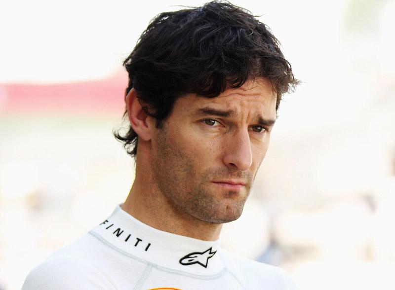 Mark Webber inicia sua sexta temporada pela Red Bull