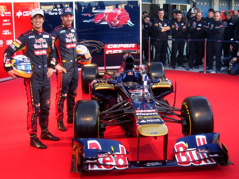 Nova Toro Rosso (Crédito: Adam Cooper)