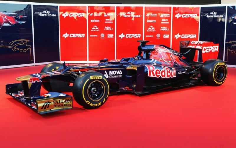 Novo Toro Rosso