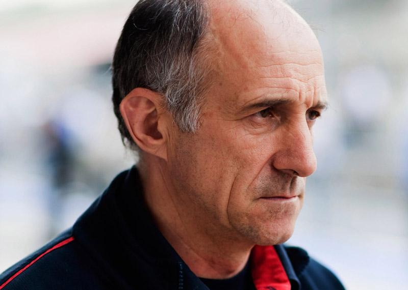 O chefe da Toro Rosso, Franz Tost
