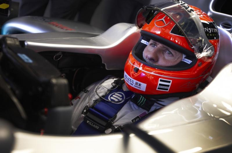 Schumacher avaliou novos compostos de pneus em Jerez e ficou satisfeito com o resultado