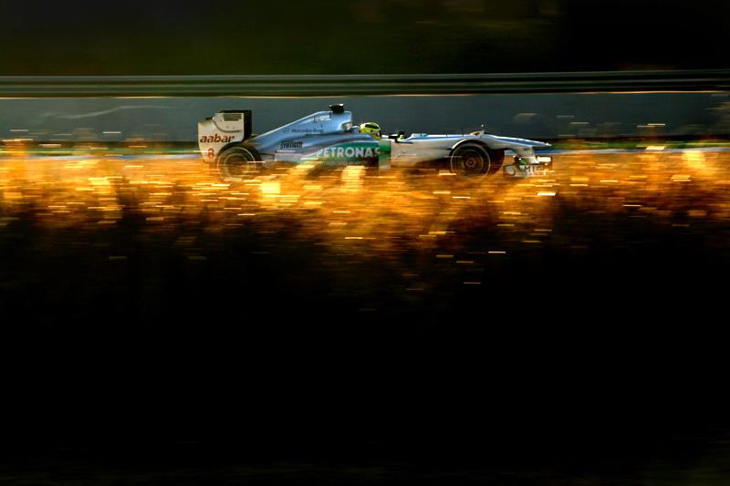 Nico Rosberg em Jerez