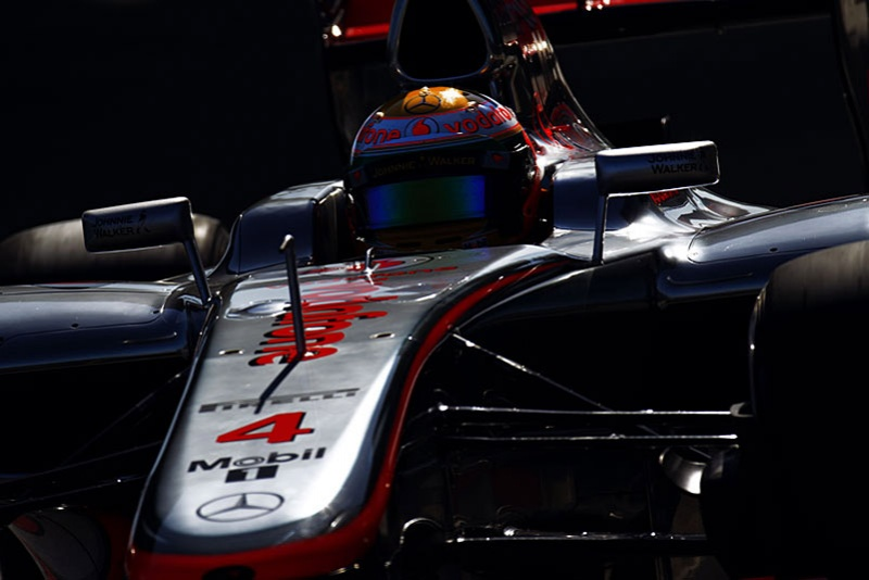 Hamilton em Jerez