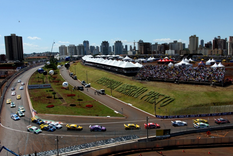 Largada de Ribeirão em 2011 (Tiago Morgan)