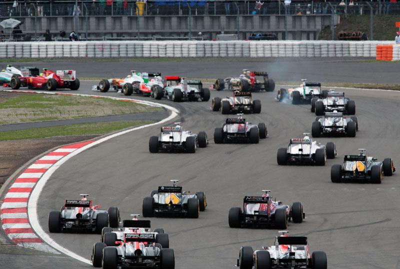 Próximo GP em Nurburgring acontecerá em 2013