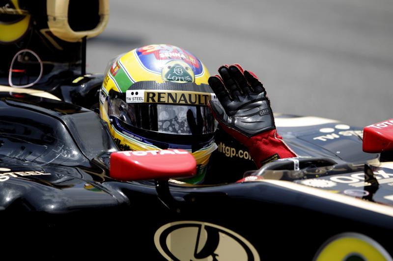 Bruno Senna em 2011