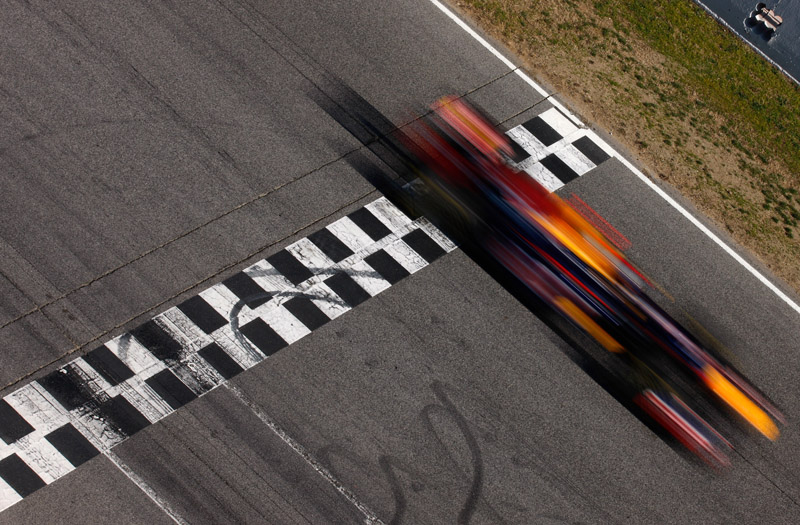 Vettel pilotou nos dois primeiros dias dos testes de Barcelona