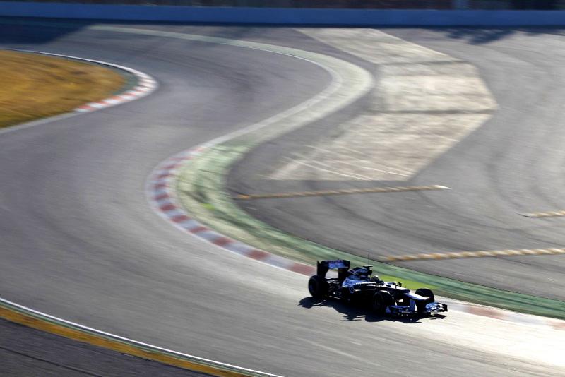 Fórmula 1 realizou penúltima semana de pré-temporada