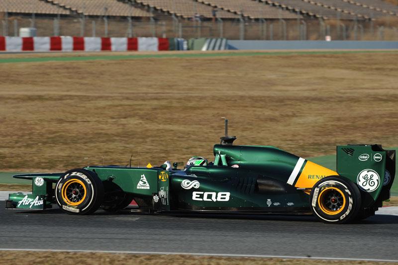 os pneus médios foram os mais usados pelas equipes