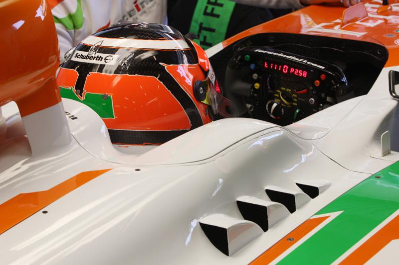 Hulkenberg fará sua segunda temporada como piloto titular