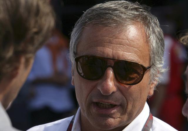 O ex-piloto Riccardo Patrese